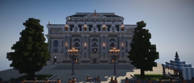Popular Project : Memorial Square Theatre, 50sub special! by rickieboy36