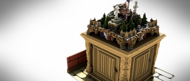 Popular Project : Souvenir de Paris [French Townhall] [Completed] by FaizelB