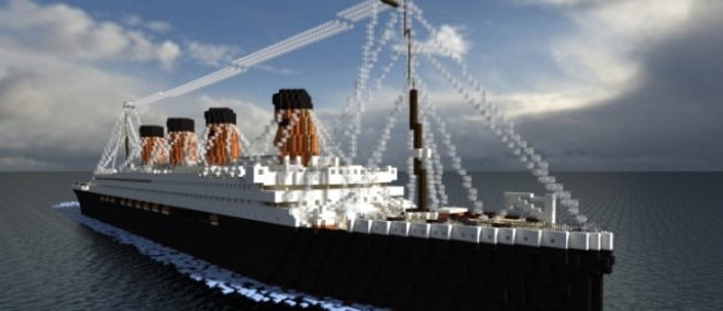 Popular Project : Titanic II [1:1 Scale][Clive Palmer] by AwesomeGuy376