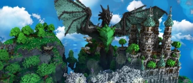 Popular Project : Cytooxien Skyblock-Lobby by Lakarya