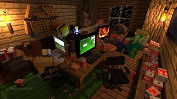 Endcraft.net ★ Survival/PVP/KitPVP ★ 24/7 ★ Factions ★ Guns ★ Elemental Swords ★ PVP arenas ★ More! Minecraft Bedrock Server