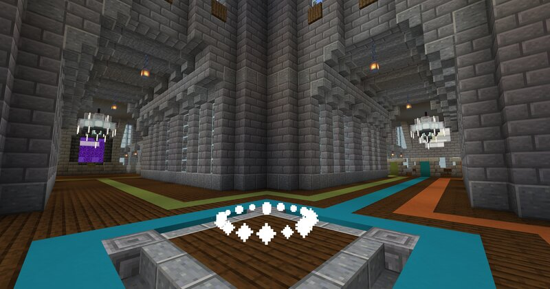 Spawn built by Chasey Boi