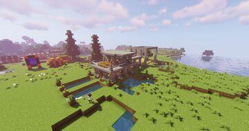 ElitezxCraft BedrockXJava Minecraft Bedrock Server