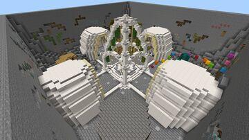MinigiCraft Minecraft Bedrock Server