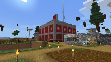 Rise of Nations Minecraft Bedrock Server
