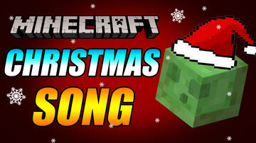 ♪ Minecraft Christmas Song♪ 'Single Cell Block' - Parody of Jingle Bell Rock Minecraft Blog