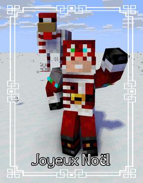 Joyeux Noël 2019 Minecraft Blog