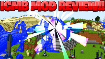 I Built A MINECRAFT Missile Launcher (WORST IDEA EVER!!) [ICBM MOD REVIEW] Minecraft Blog