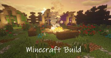 New Video | Minecraft Camp Build Minecraft Blog