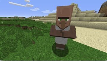 How To Transform A Harmless Villager Into A Hostile Mob Minecraft Blog