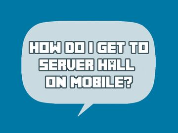 [Mobile] How to Move to Server Hall in PMC Chat Minecraft Blog
