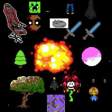 bad art #1 Minecraft Blog
