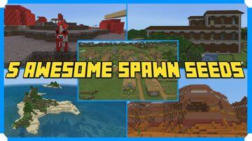 5 Amazing Spawn Seeds #3 Minecraft Blog