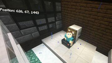 Working Minecraft Toilet Design Minecraft Blog