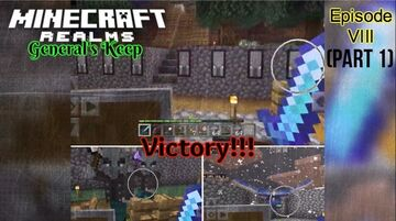 "OUT NOW!!! ""General's Keep"" (Ep. VIII) - A Minecraft Realms Adventure [Bedrock] Minecraft Blog"