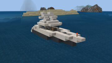 Simple Minecraft Fishing Boat Tutorial Minecraft Blog