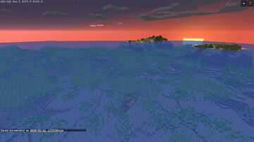 Stronghold In Midle Of Sea Minecraft Blog
