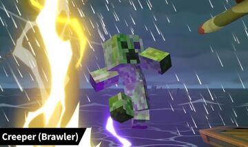 Thanks I hate walking creeper in Smash Minecraft Blog