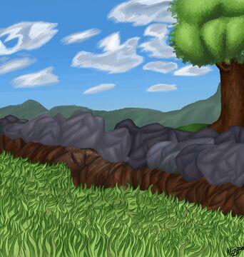 Landscape Minecraft Blog