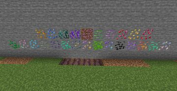 Ores and Gemstones (Mod Concept) Minecraft Blog