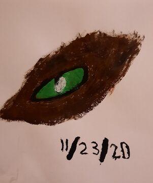 Cat Eye Painting Minecraft Blog