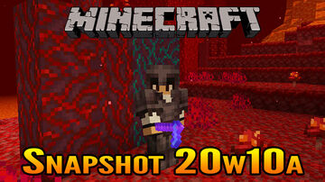 Minecraft Snapshot 20w10a   Hoe Changes, Netherite Smithing Table Use & More! Minecraft Blog