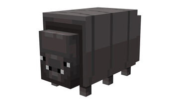 Remember Striders used to look like this Minecraft Blog