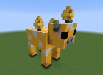 Trashy Moobloom #MobVoteBuildContest Minecraft Blog