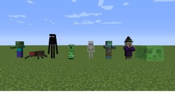 Minecraft Mobs A-Z Minecraft Blog