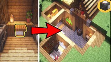 EASY SECRET Underground Base Minecraft Blog
