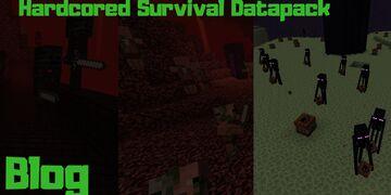 Hardcored Survival - Suggestion Blog Minecraft Blog