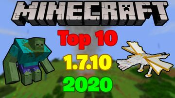 Top 10 Best Mods For Minecraft 1.7.10 2020 Minecraft Blog