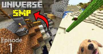 UniverseSMP Episode 1 | START OF SOMETHING NEW Minecraft Blog
