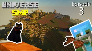 STARTING THE MEGA BASE | UniverseSMP #003 Minecraft Blog