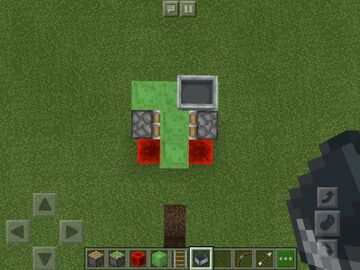 Super Easy Redstone Car Minecraft Blog
