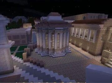 AB VRBE CONDITA - TEMPLO DE VESTA Minecraft Blog