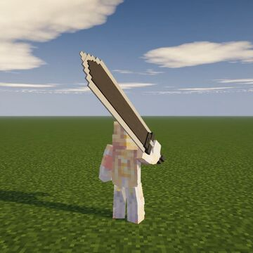 Attack motions with a greatsword Minecraft Blog