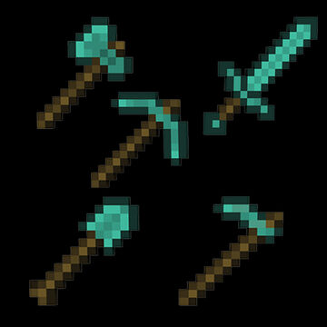 32K Super Armor & Tools Minecraft Blog
