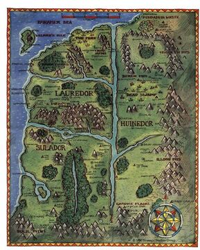 Big map Idea - Illuria from the Warlords pc games. Minecraft Blog