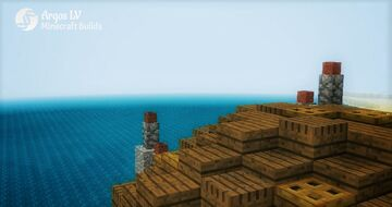 Seaside; A Tropical Paradise Minecraft Blog
