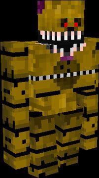FNAF SKIN'S 1 Minecraft Blog