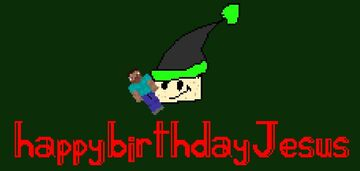 It's Jesus's birthday Minecraft Blog