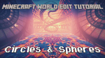 Minecraft World Edit Tutorial: Circles & Spheres! Minecraft Blog