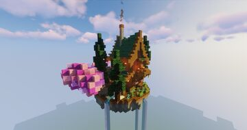 House Fantaisy Minecraft Blog