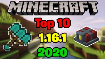 Top 10 Mods For Minecraft 1.16.1 Minecraft Blog