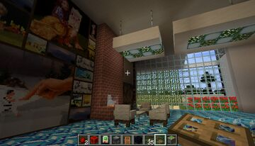 Relax and Enjoy in Inside Luxury...... Minecraft Blog