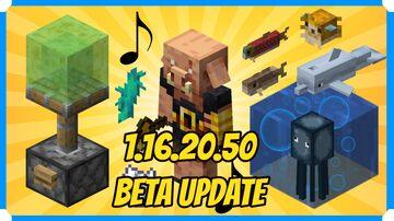 Minecraft Bedrock 1.16.20.50 Beta Update Preview Minecraft Blog