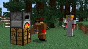 Minecraft Speedrunner Vs. Hunter Minecraft Blog