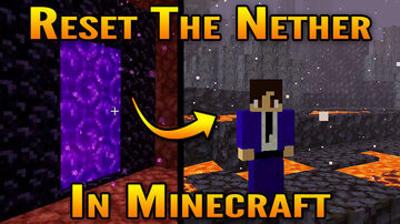 How To Reset The Nether in Minecraft (for the Minecraft 1.16 Nether Update!) Minecraft Blog