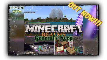 "OUT NOW!!! - KEEP ENCHANTING ""General's Keep"" (XXIII) - A Minecraft Realms Adventure [Bedrock] Minecraft Blog"